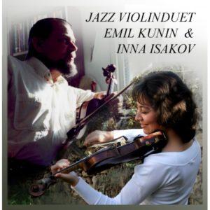 Jazz violin duet
