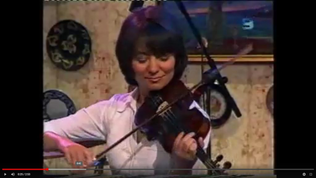My Dream - violinist&composer Aliza Keren