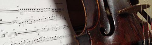Записать скрипку удаленно