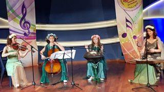 Фольклорный танец. Фестиваль Калейдоскоп, Тель Авив 2019